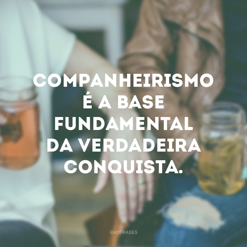 40 Frases De Companherismo Para Demonstrar Gratidão A
