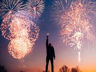 70 frases curtas de Ano Novo para começar o ano com boas vibrações
