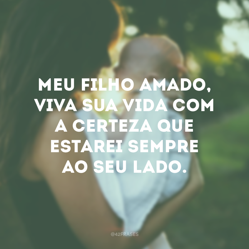 61 Frases Para Filho Bebê Para Te Ajudar A Aproveitar Muito