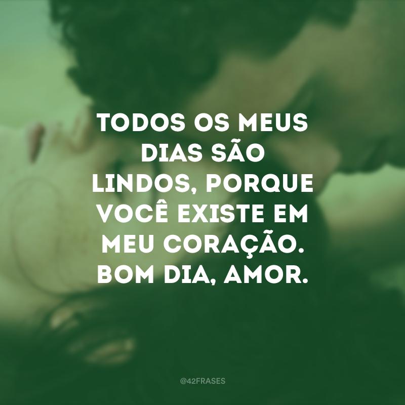 50 Frases Românticas De Bom Dia Para Fazer O Seu Amor