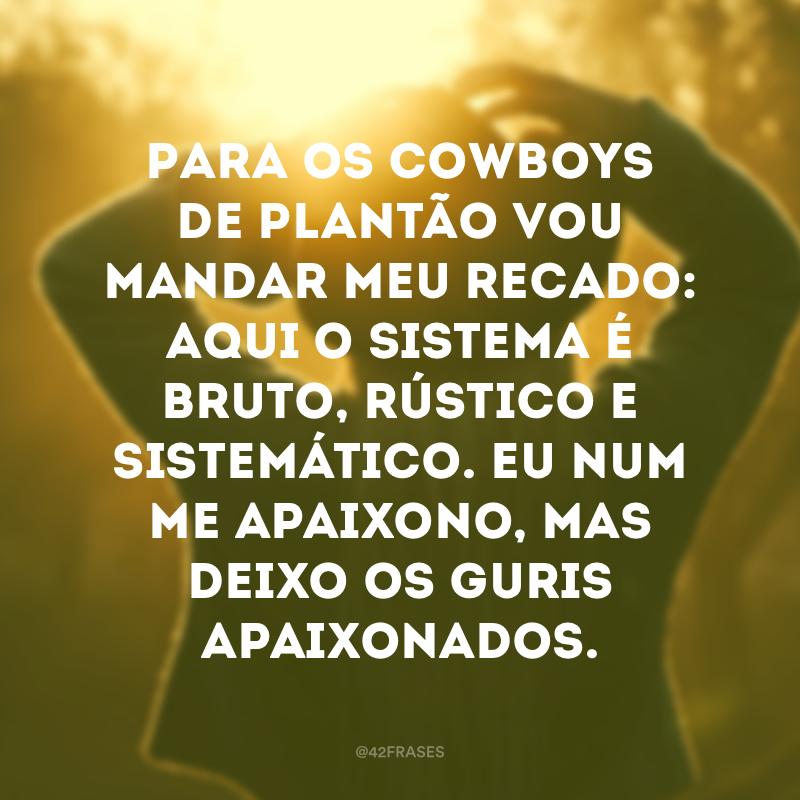 38 Frases De Cowboy Para Você Que Não Larga A Botina Do Pé