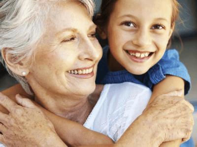 40 frases de neta para avó que vão trazer lembranças de vocês juntas