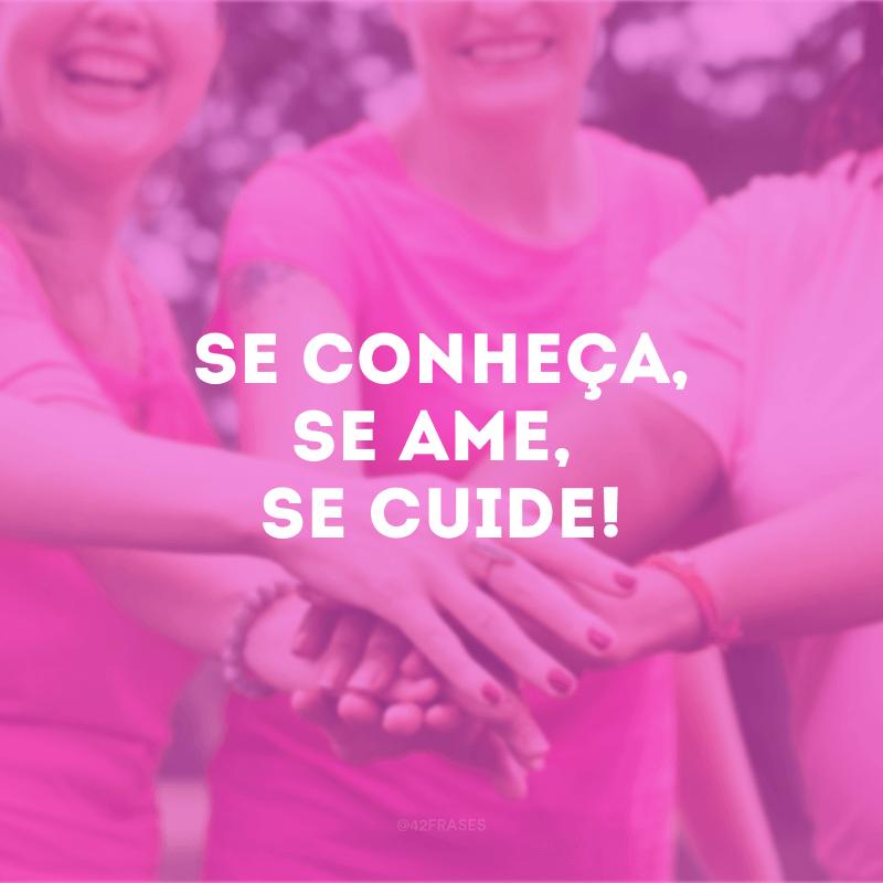 Outubro Rosa 60 Frases Para Conscientizar E Salvar Vidas