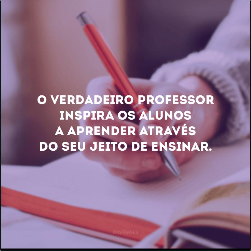 50 Frases Para Professores Cheias De Respeito E Admiracao