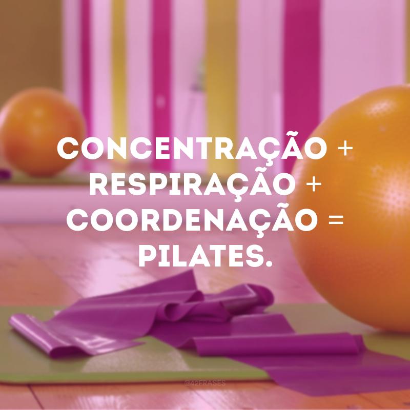 Frases De Pilates Mensagemonline