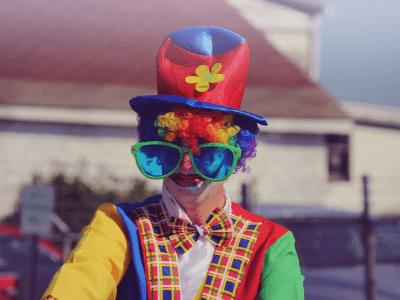40 frases de palhaço para valorizar os profissionais do riso