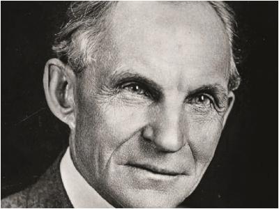 30 frases de Henry Ford sobre empreendedorismo e dedicação