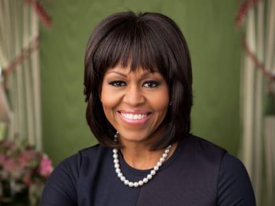 25 frases de Michelle Obama que exalam poder e força feminina