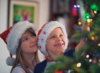 30 frases de Natal para crianças que resplandecem magia e encanto