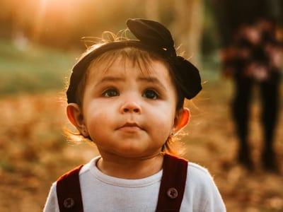 45 frases de pai para filha bebê que expressam a imensidão desse amor
