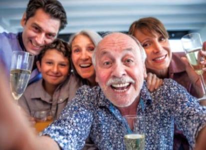 30 frases para grupo de família que vão agitar as suas conversas