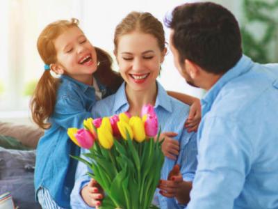 30 frases de Dia das Mães para esposa que a farão ver o quanto é amada